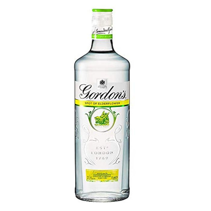 Gordon's Elderflower Gin, 70cl £13 + Free Delivery if You're a Prime Member