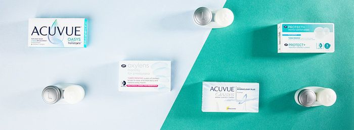 Free Contact Lens Trial at Boots