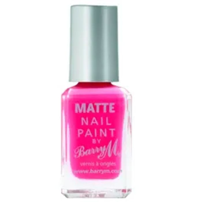Barry M Matte Nail Polish Miami 10ml