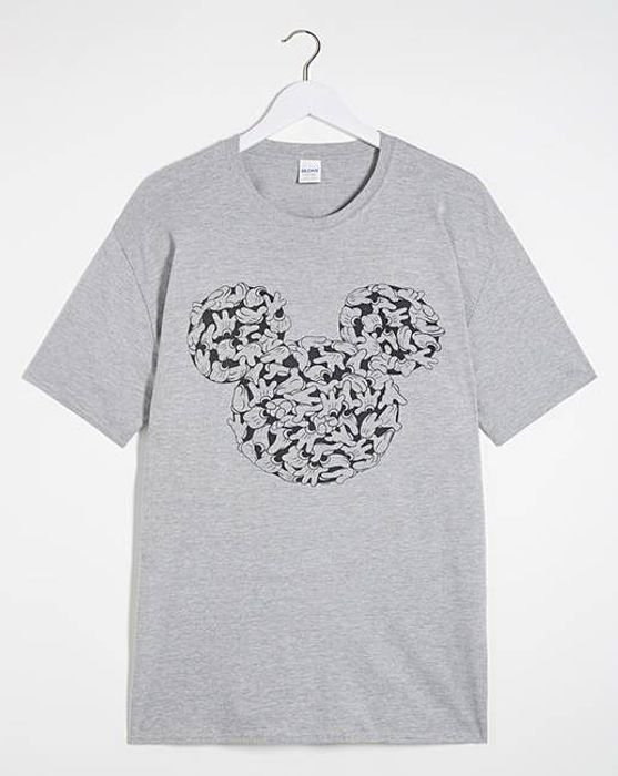 Mickey Mouse T-Shirt by Daisy Street