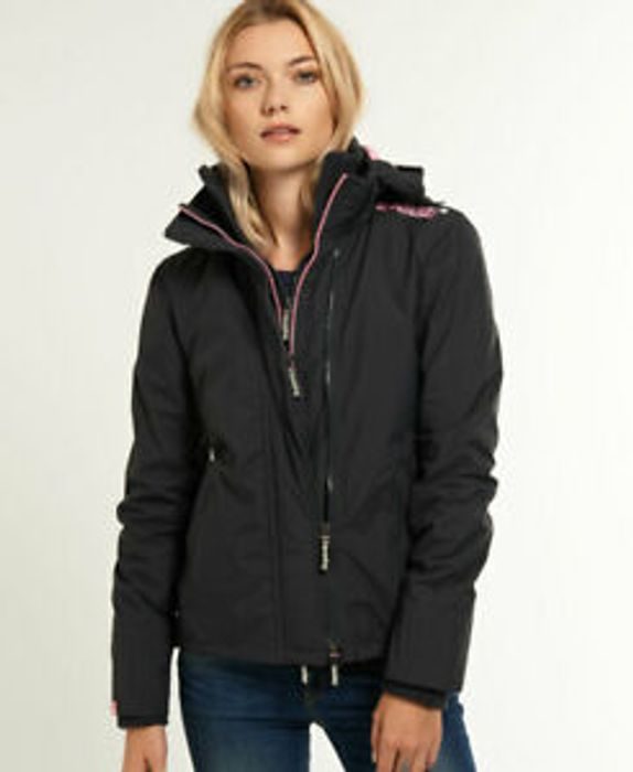 Superdry Womens Arctic Windcheater Jacket - Only £20.49!
