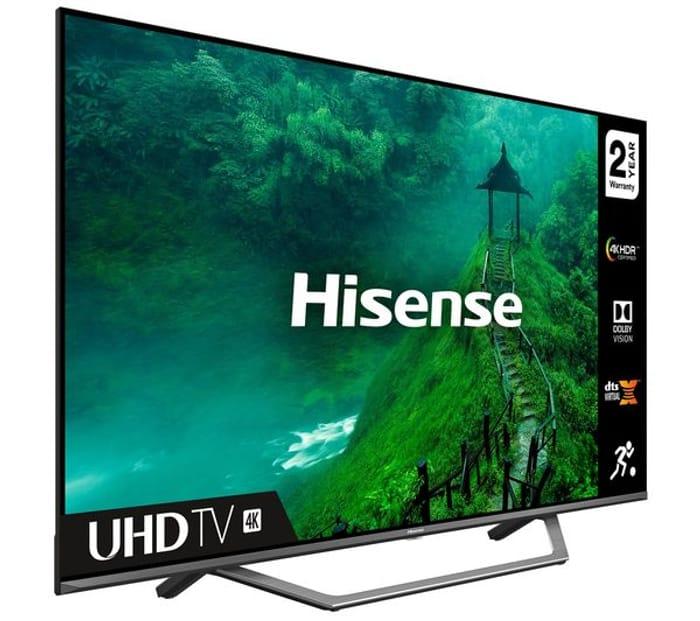 """*SAVE £300* HISENSE 65"""" Smart 4K Ultra HD HDR LED TV"""