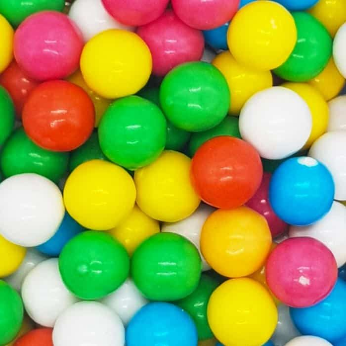 Sweetzone Bubblegum Balls 90g - Only £0.1!