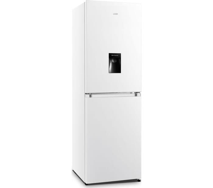 *SAVE £50* LOGIK 50/50 Fridge Freezer - White