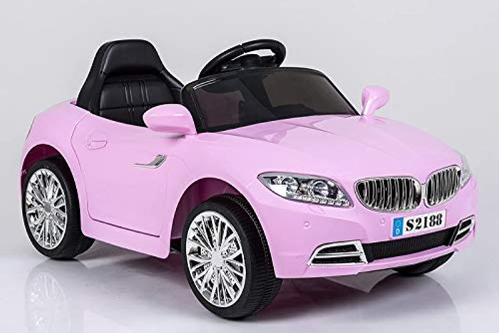 Kids Electric Coupe Ride on Car