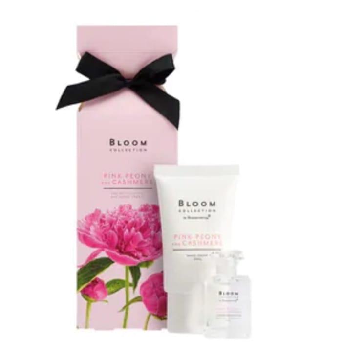 Superdrug Bloom Collection Pink Peony & Cashmere Cracker