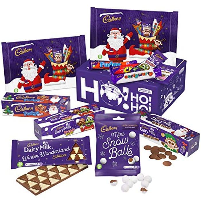 Cadbury Christmas Gift