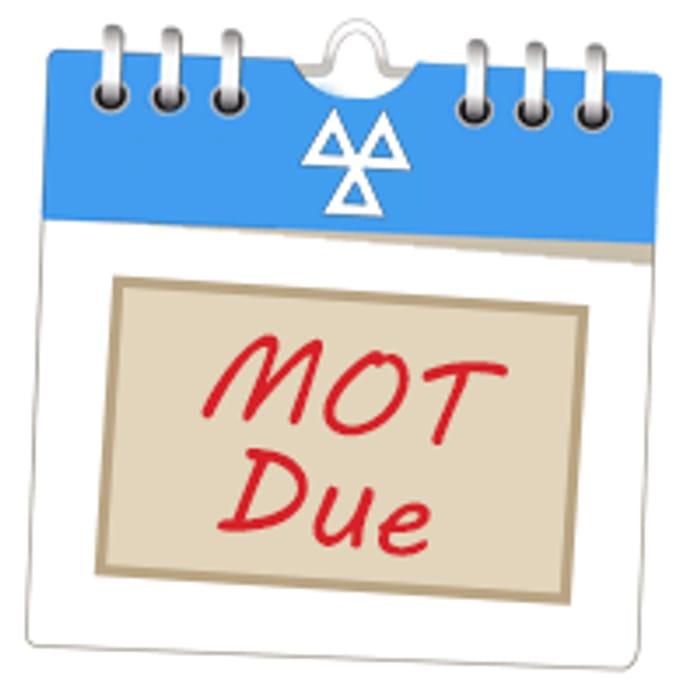 Get an Annual MOT Reminder!