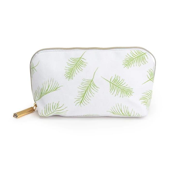 Botanical Cosmetic Bag