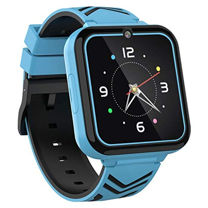 Kids Smart Watch Phone with SOS Two-Way Call