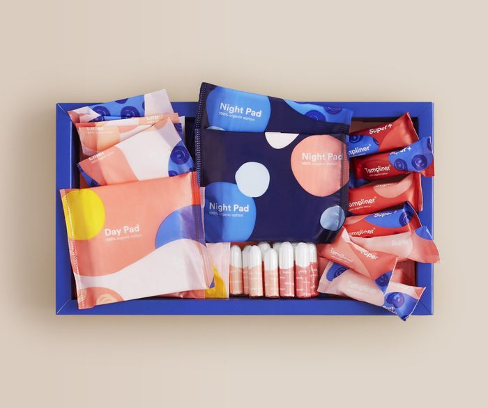 Get a FREE Box of Period Products!