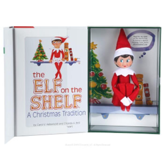 The Elf on the Shelf: A Christmas Tradition - Girl