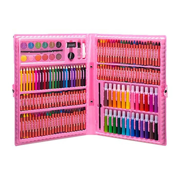 Price Drop! 168 Pieces Deluxe Art Set Supplies for Painting Drawing Set