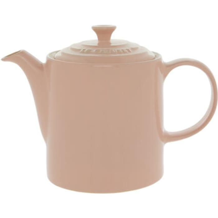 LE CREUSET Pink Grand Teapot 2L