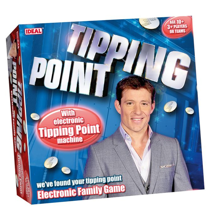 John Adams - Tipping Point Electronic Machine Family Game