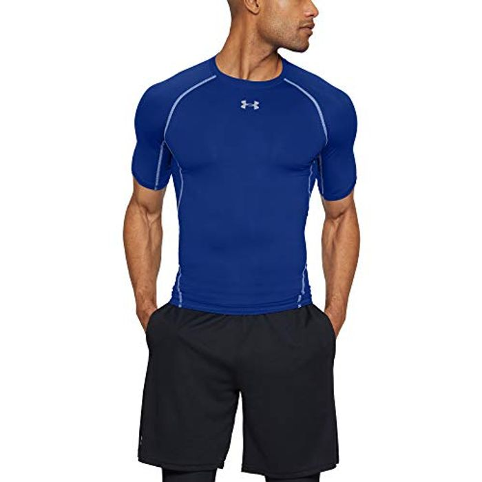 Under Armour Compression Undershirt for Exercise - Small