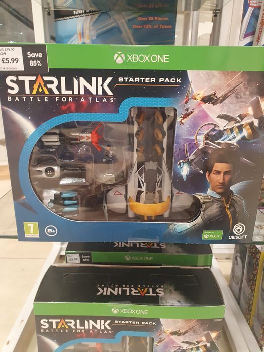 85% off Starlink Starter Pack Xbox One/ps4