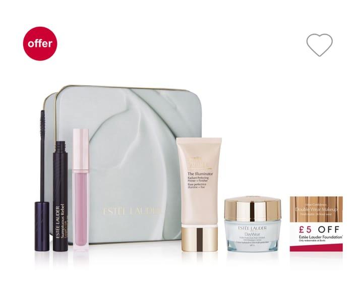 Estee Lauder Glow Getter Gift Set / Only £49