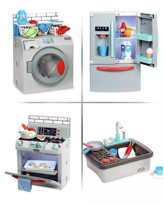 Little Tikes Kitchen Role Play Bundle
