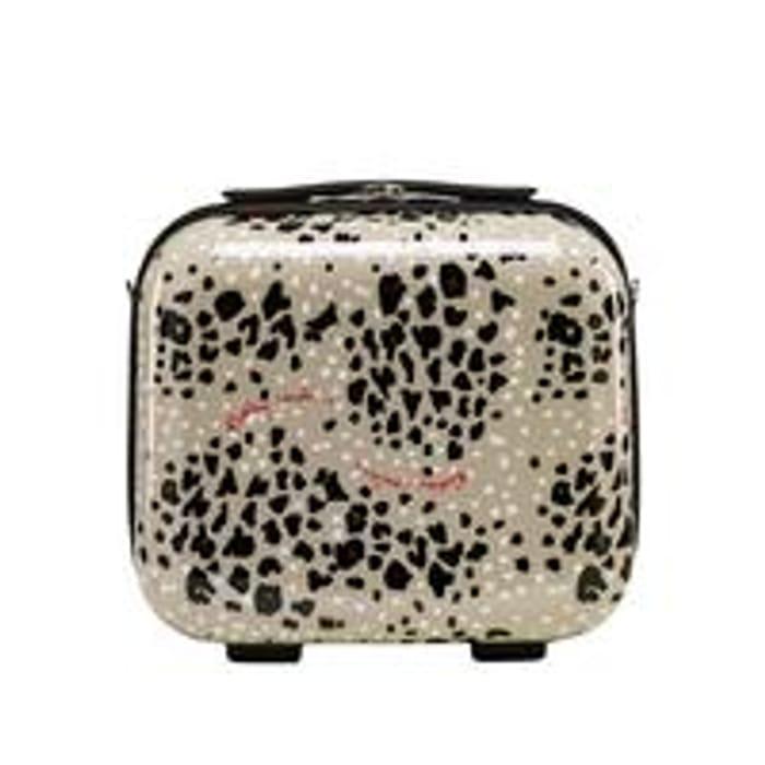 Radley Leopard Vanity Case