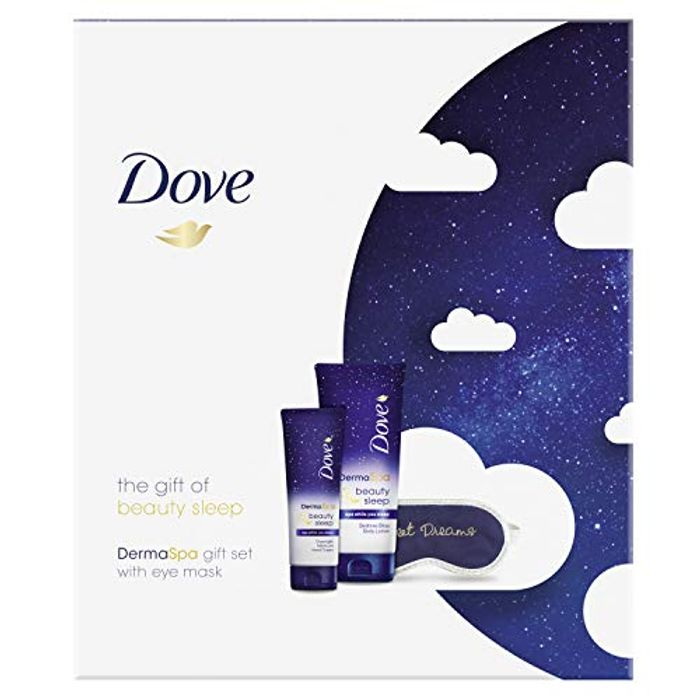 Dove Beauty Sleep Gift Set