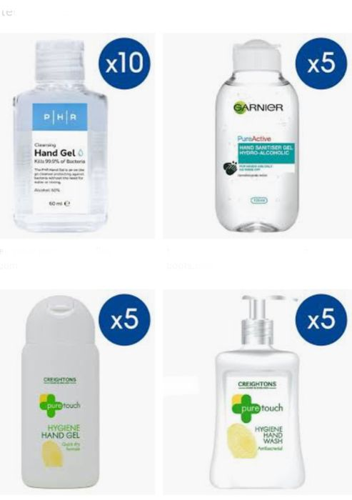 PRICE DROP: All Toiletries Value Packs & Bundles /. Limited Stock Available