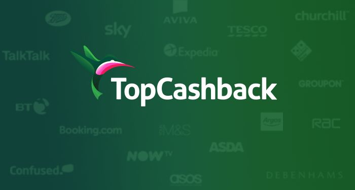 £5 and 100% Cashback Selected Stores Sign up Bonus