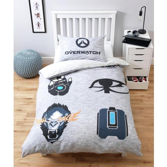 Overwatch Bedding Set - Single £15 - Double £18.75