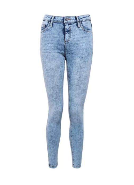 Organic Blue Acid Darcy Denim Jeans