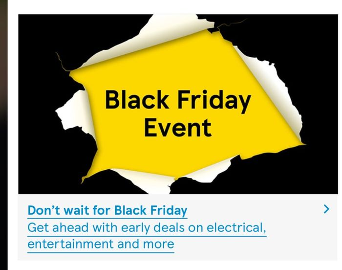 Save £5 Spend £40 save £10 Spend £75 on Selected Electrical Products