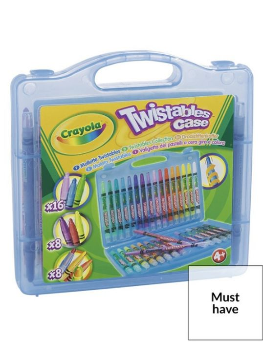 Cheap Crayola Twistable Case reduced by £2!