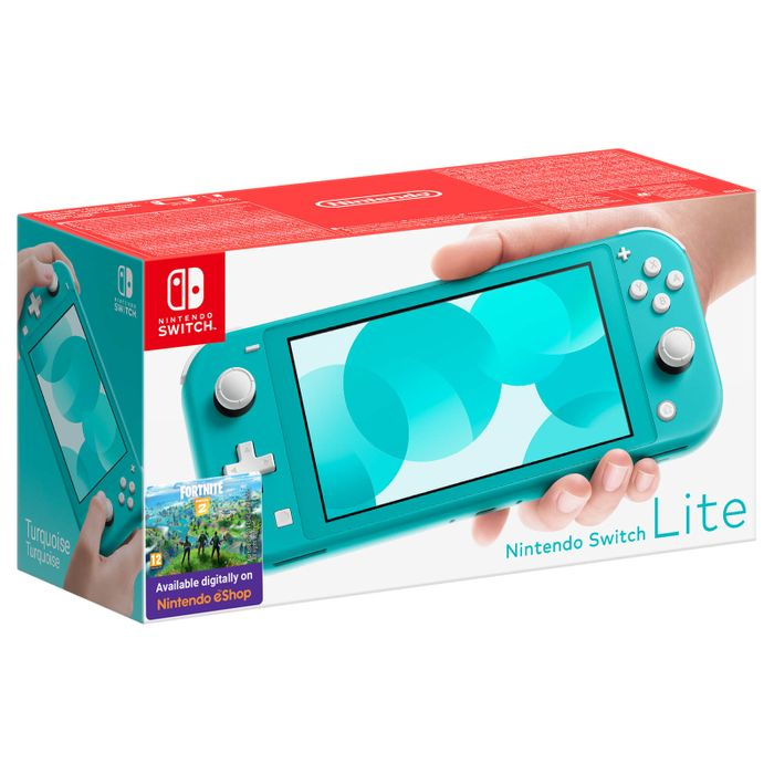 *SAVE £30* Nintendo Switch Lite - Turquoise ( Other Colours Available )