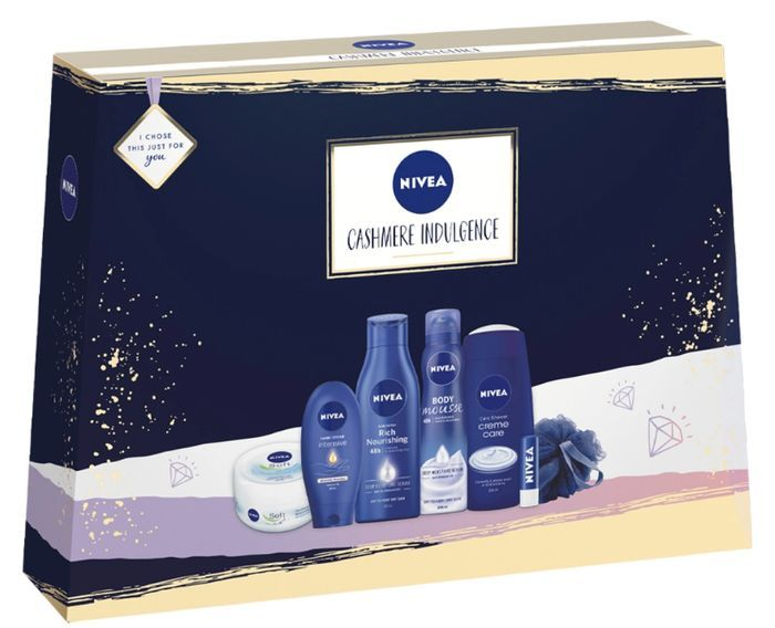PRICE DROP! NIVEA Cashmere Indulgence Gift Set