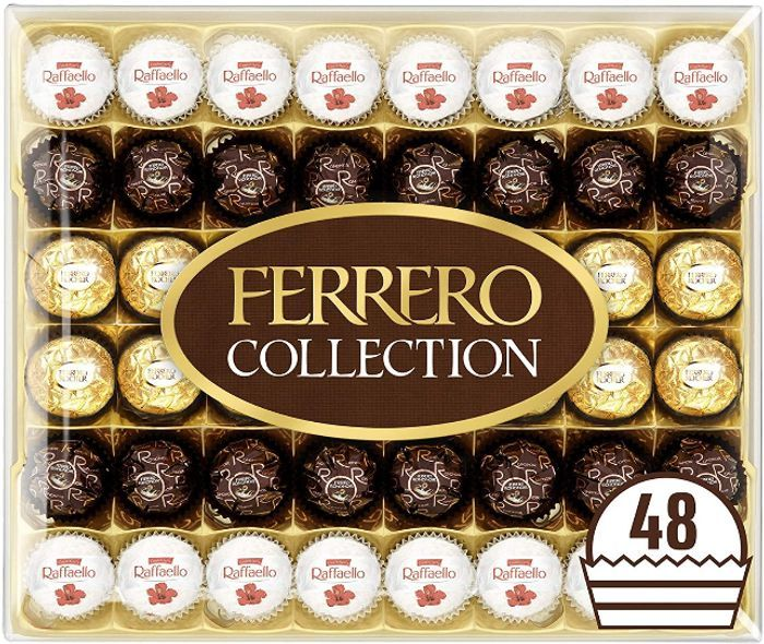 Ferrero Collection Chocolate Gift Set - Box of 48 Pieces