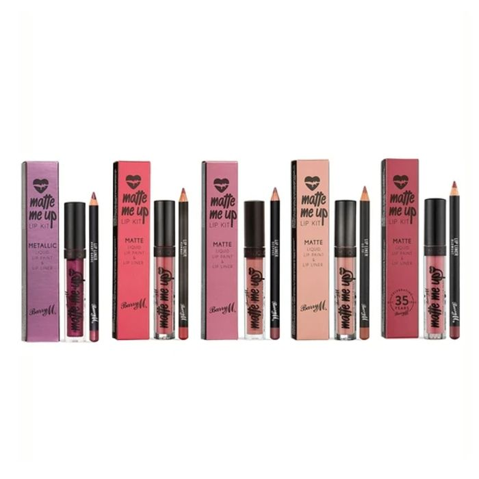 Get Lippy II 5 Lip Kit Bundle