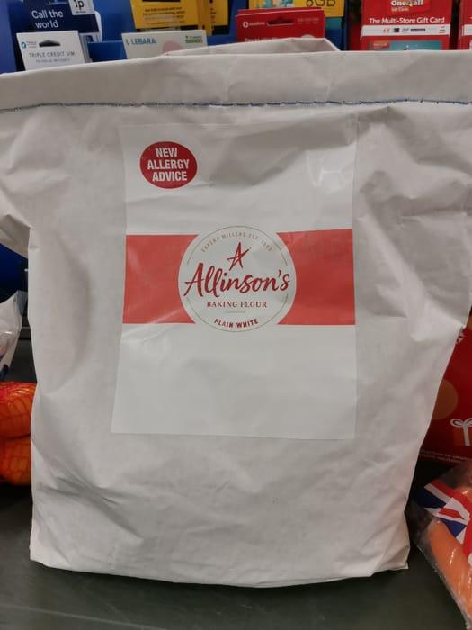 Allison's Plain Flour 4kg