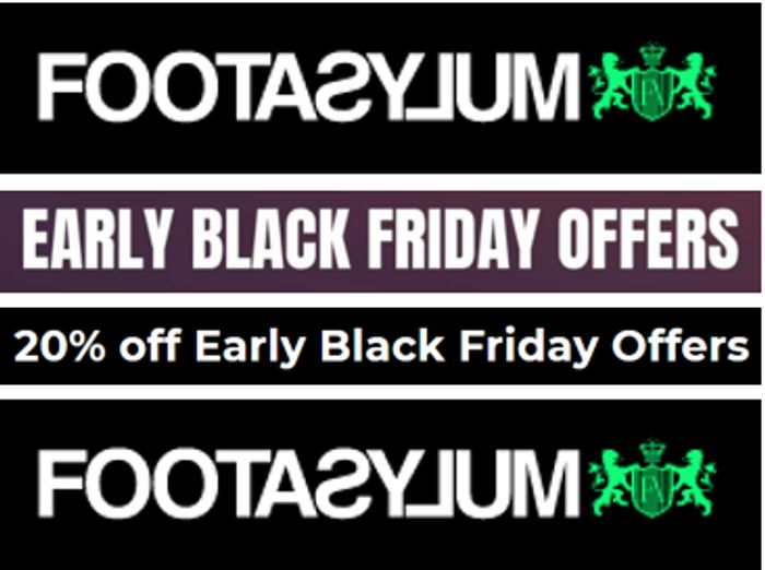 FOOTASYLUM SALE - Early BLACK FRIDAY Deals - Extra 20% Off
