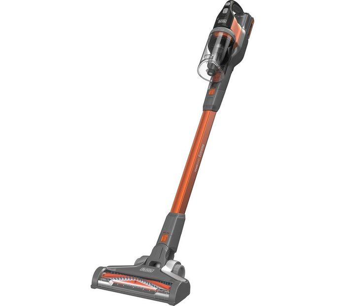 BLACK + DECKER PowerSeries Extreme Twin Battery Cordless Vacuum Cleaner