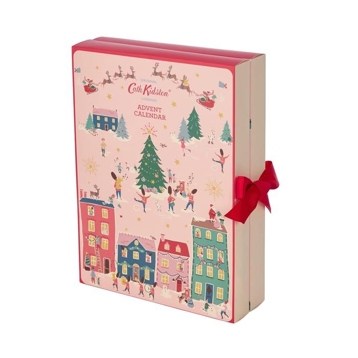 Cath Kidston-Christmas Beauty Advent Calendar Gift Set