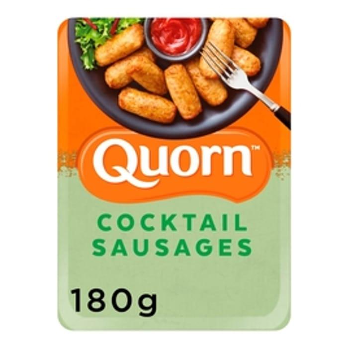 Quorn Cocktail Sausages 180g
