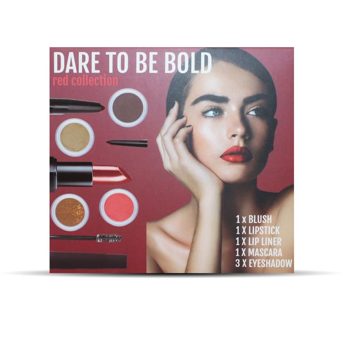 Dare to Be Set: Bold - Also Available in Nude and Bronze Variations