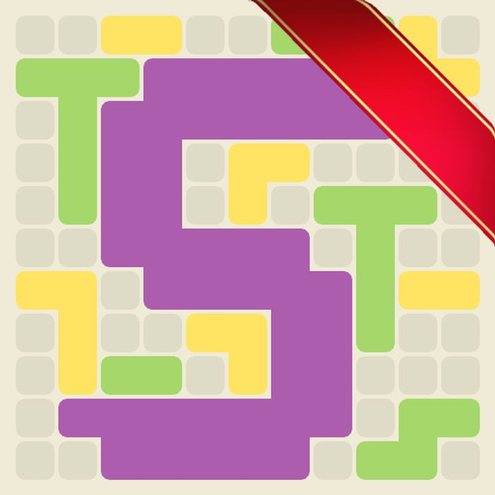 Surface Trimino Game - Usually £0.79