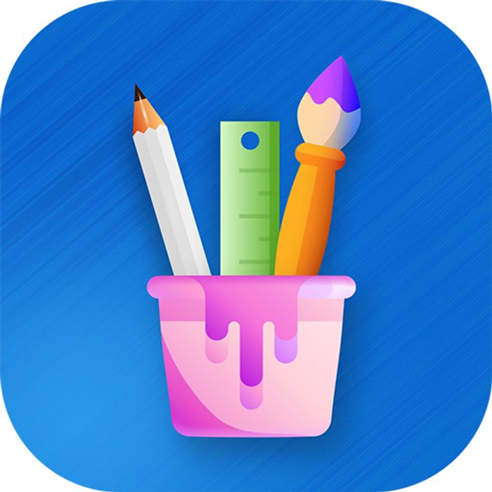Simple Draw Pro - Draw and Paint Tool - Usually £0.59
