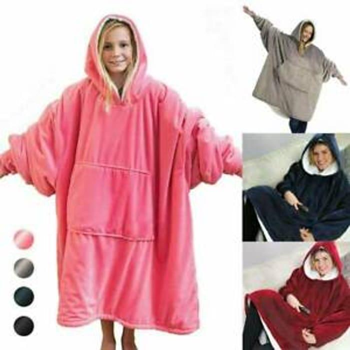 Ultra Plush Blanket Hoodie
