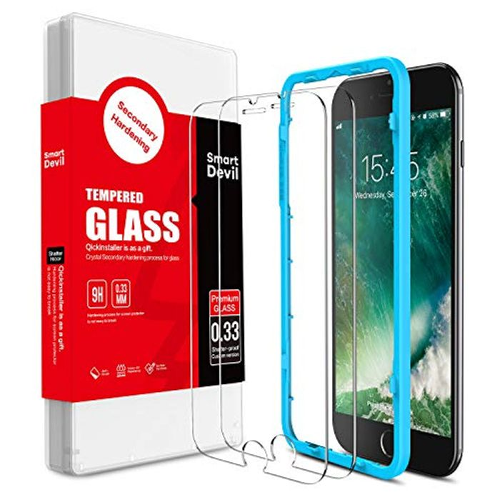 Screen Protector for iPhone SE / 7 / 8