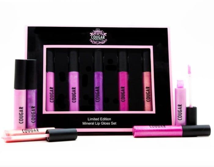 FREE Lip Gloss Set (Worth £39.95)