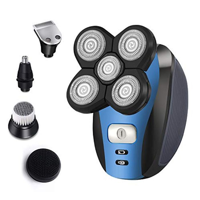 Electric Shaver Razor for Men - Only £9!