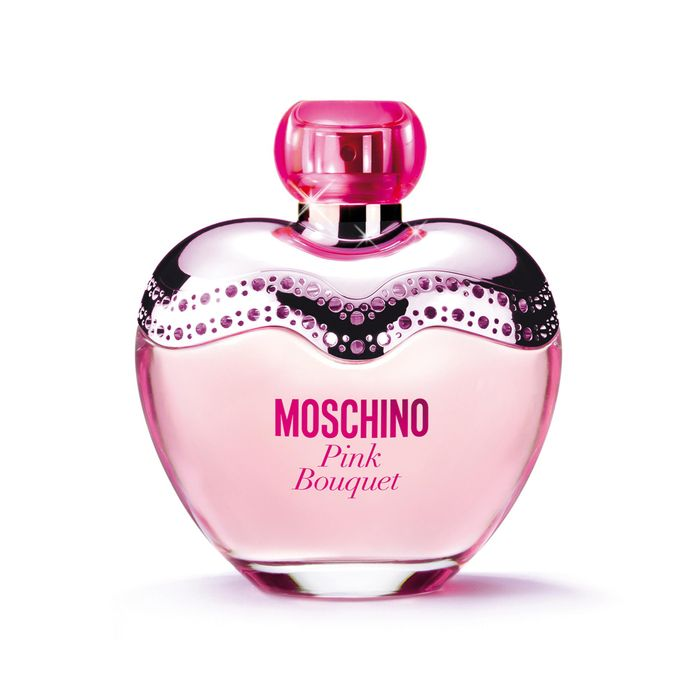 Moschino-'Pink Bouquet' Eau De Toilette Spray 100ml
