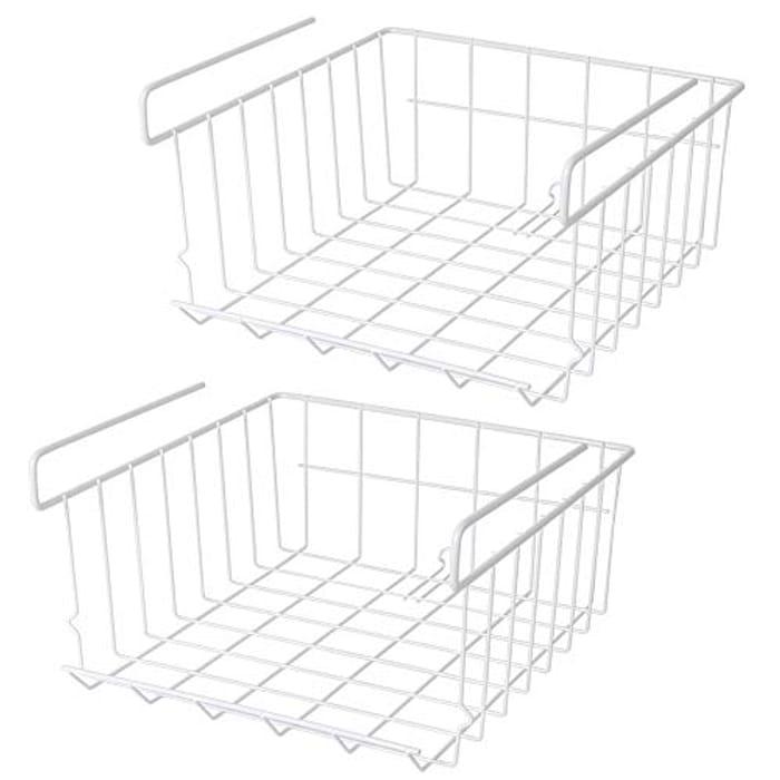 Under Cabinet Storage Basket - Only £4.8!