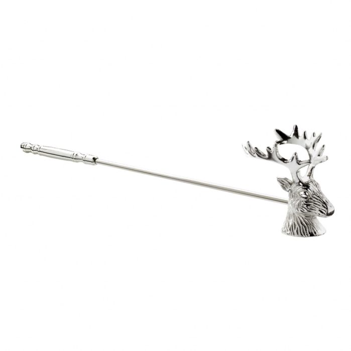 Stag Silver Plated Candle Snuffer - Only £10!